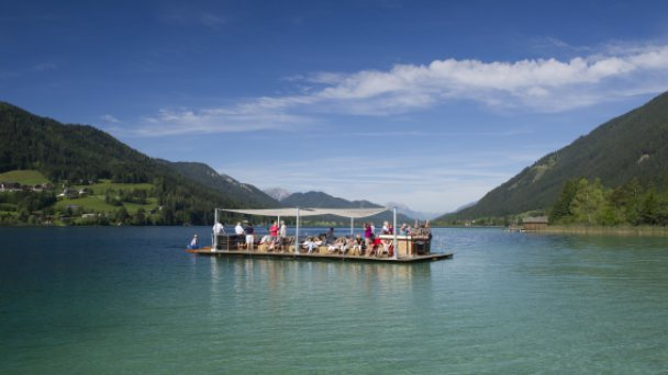 Enjoyment Tour at the Nature Park Weissensee